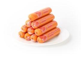 Сосиски вареные из мяса птицы «Фестивальные из индейки»